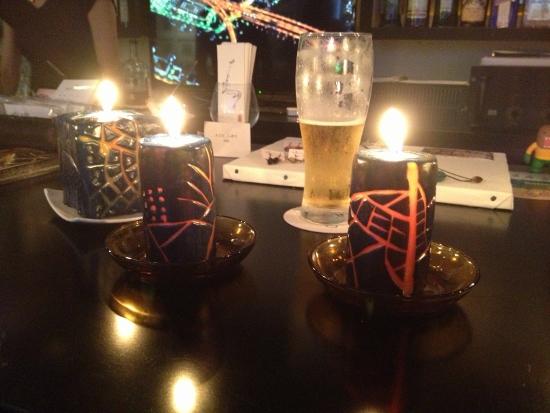 Agumo's Candle Night