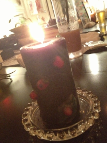 Agumo's Candle Night
